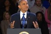 Presidential historian: Obama first term...