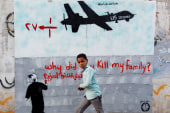 WH digs deep into drone strike