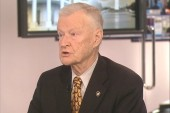 Brzezinski: US should not take the lead in...