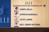 Elle's 2014 power list