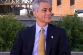 Emanuel: 'Economy is slowly growing'
