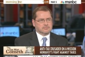 Norquist: Obama wants to raise taxes
