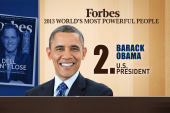 Forbes releases power list