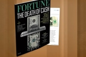The death of cash, the Global 500 and...