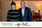 Ron Fournier on raising a son with...