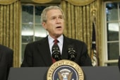 Is it time to re-consider President Bush's...