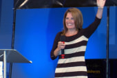 Bachmann won't seek re-election; McConnell...
