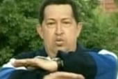 Hugo Chavez's exercise video