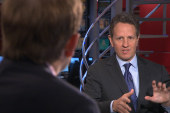 Geithner: You could hear panic and fear