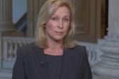 Gillibrand calls military sexual assaults...