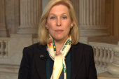 Sen. Gillibrand on Selma, the Voter...