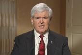 Gingrich: Romney set himself up for Dems...