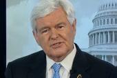 Gingrich: I threw sink at Romney, he threw...