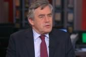 Gordon Brown: Europe has long-term...