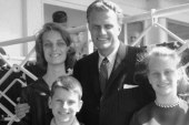 Family says 'Thank You, Billy Graham'