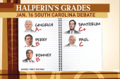 Mark Halperin defends his grading of SC...