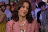 Harris: 'California loves Barack Obama'