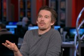 Hawke: 'Before Midnight' is not just a movie