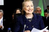 Hillary rakes in big bucks, tops Christie...
