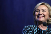 Why Hillary's surge makes some Dems nervous
