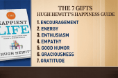 Hugh Hewitt's guide to happiness