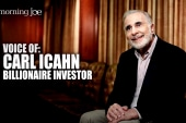 Conversation with billionaire investor...