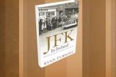 Ireland trip had emotional impact on JFK