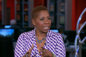 Life coach Iyanla Vanzant: I became a...