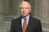 Sen. Sessions: Debt ceiling is like a...