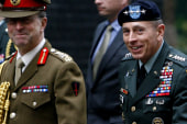 Why a return by Petraeus was only a matter...