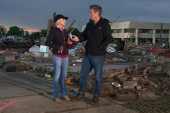Brzezinski in Moore, Okla.: This right...