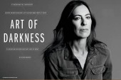 Time talks with Kathryn Bigelow about ...