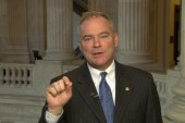 Sen. Kaine: Extreme right 'reveling' in...