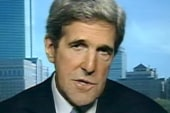 Kerry: We are in danger of a double dip