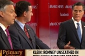 Scarborough: Romney most disciplined...