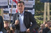 Klein: Romney is a brittle candidate