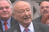 Former NYC mayor Ed Koch dies