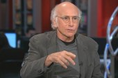 Larry David on Eric Cantor, golf, and...