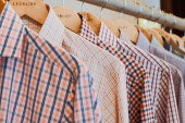 How the 2008 crash helped shirt business...