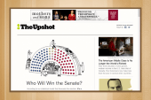The New York Times launches The Upshot