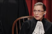 Ginsburg says current SCOTUS one of 'most...