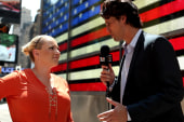 Louis Burgdorf, Meghan McCain find out why...