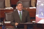 Sen. Manchin on McCain criticism: 'I do...