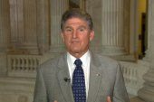 Manchin: We're not on suicide watch yet