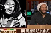 Ziggy Marley on new documentary about father