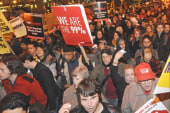 Occupy protesters prepare for May Day rallies