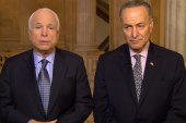 Sen. McCain: This is not amnesty; It's a...