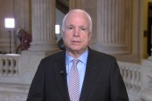 Sen. McCain: Why not have a resolution today?