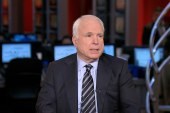 McCain: Why isn't US giving Ukraine weapons?