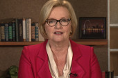 McCaskill: Akin makes 'Michele Bachmann...
